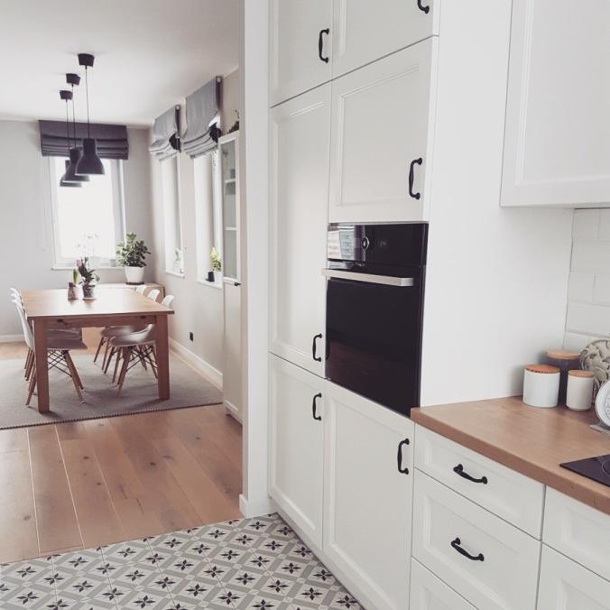 Ogromny Moja kuchnia w skandynawskim stylu. | Marthousedecor FU08
